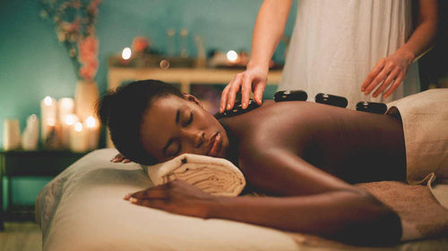 Hot Stone Massage (50 min)