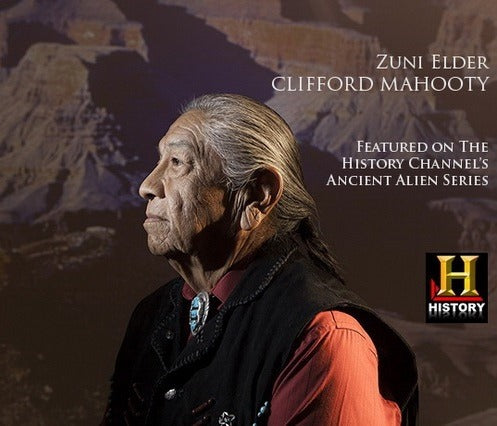 January 22nd, 7pm-9pm - Wisdom Sharing w/ Zuni Elder Clifford Mahooty
