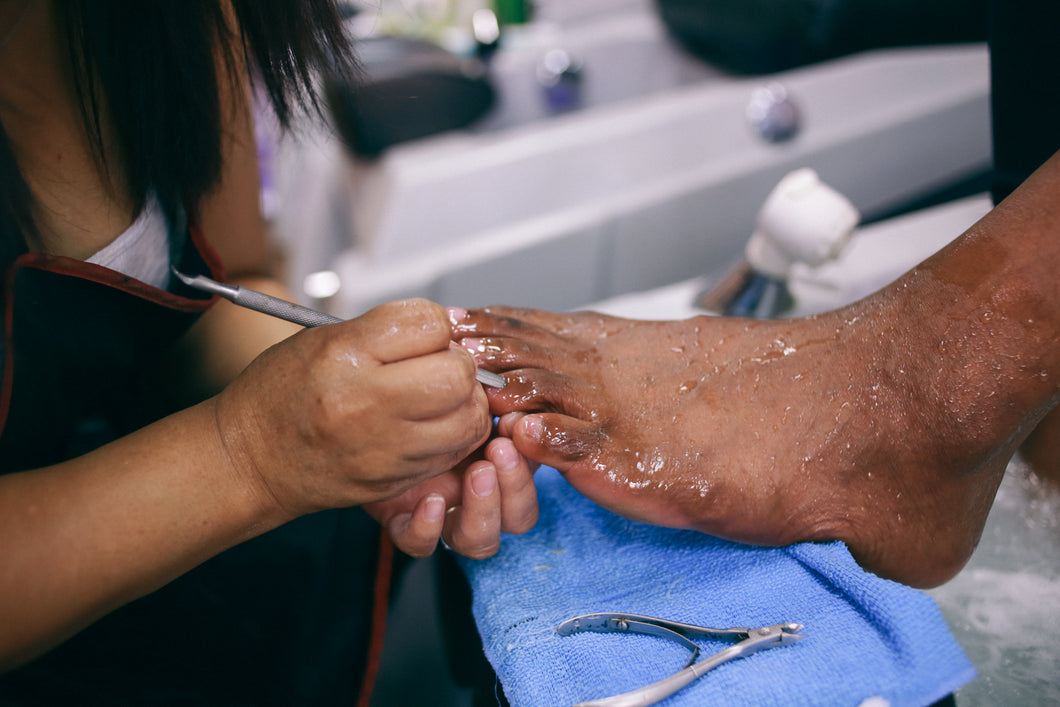 Men's Pedicure - 60 min.