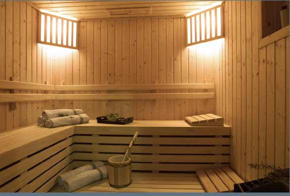 Host a Sauna Sweat Lodge