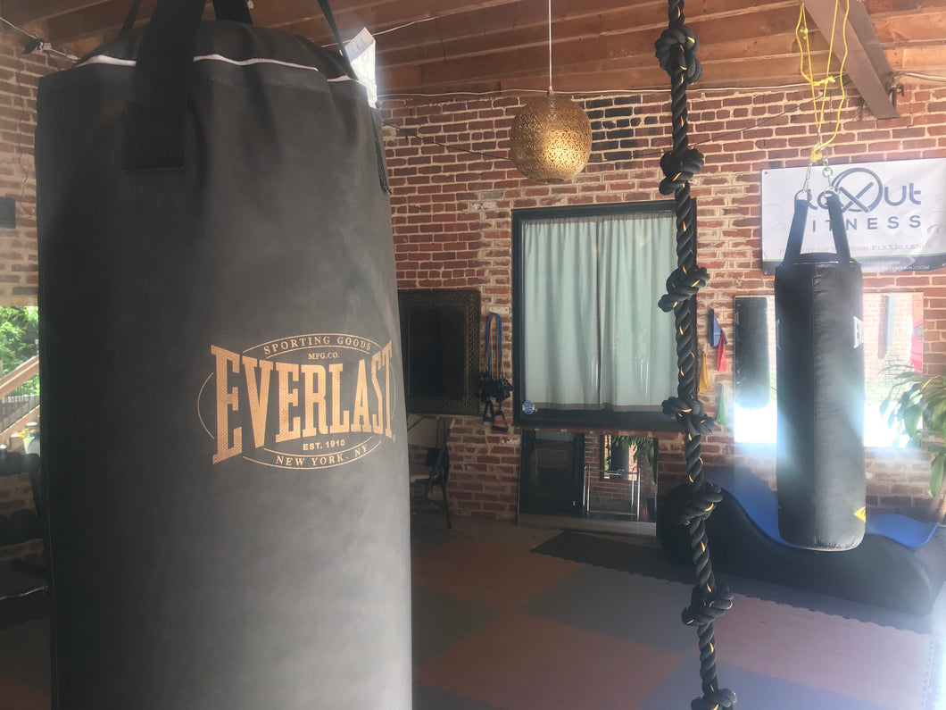 Stress Relief - Punching Bag Session