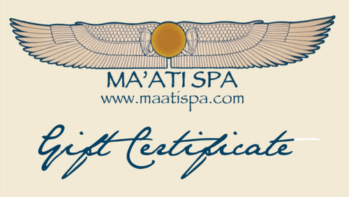 50% OFF - Spa Gift Certificates!!