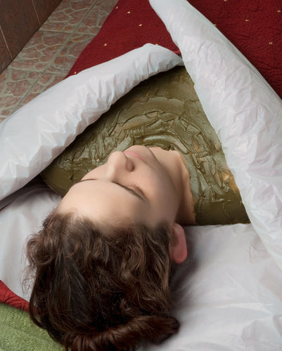 Enriching Seaweed Body Wrap