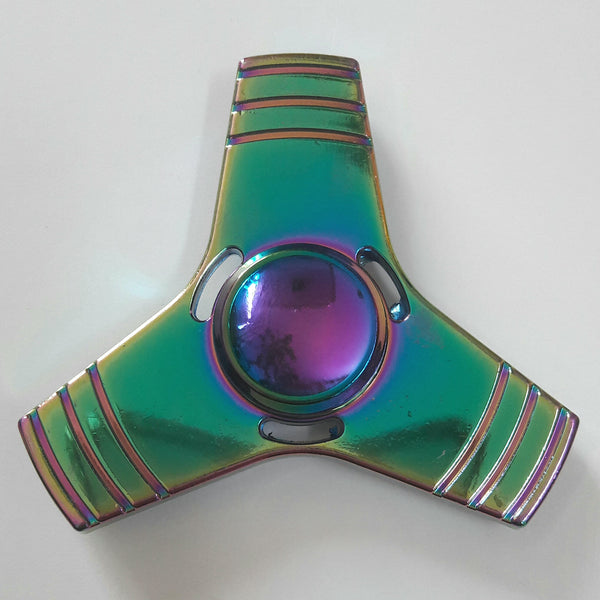 HAND SPINNER - METALIC MULTICOLOR