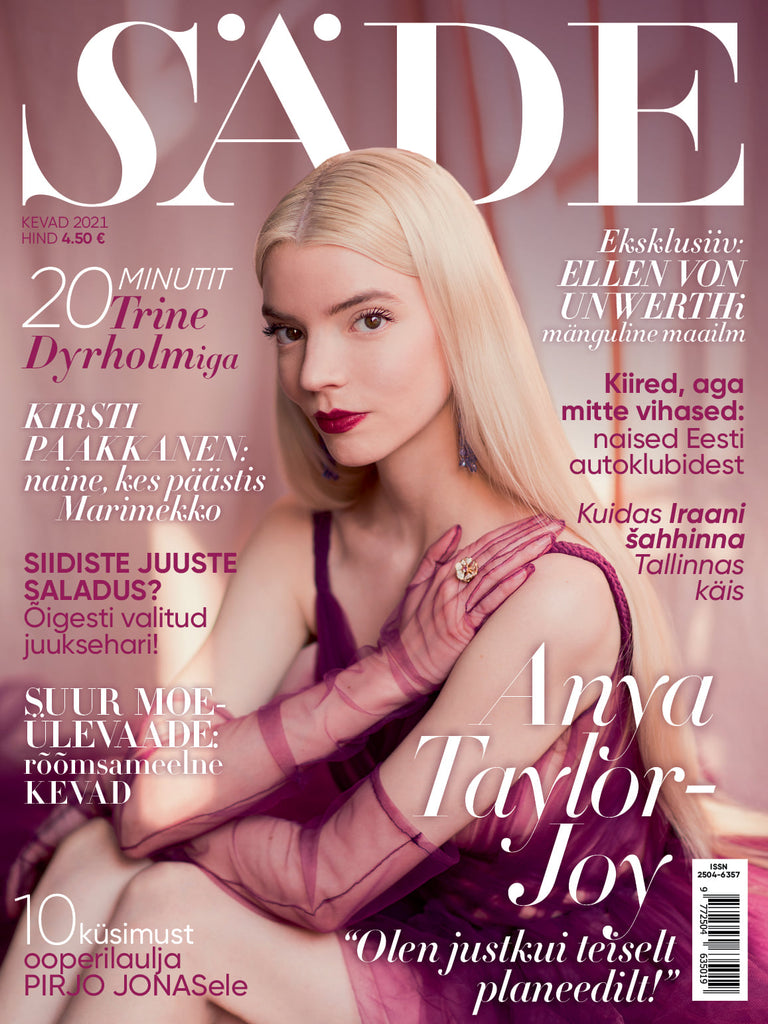 Find us in SÄDE magazine