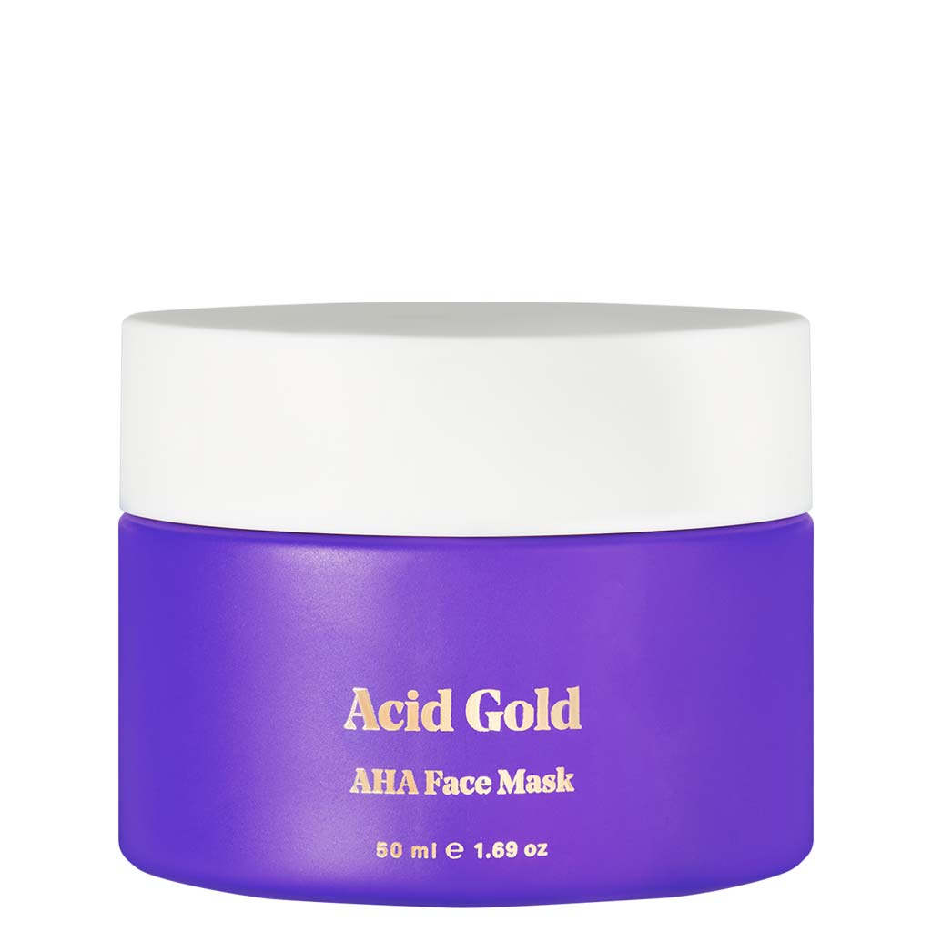 BYBI Beauty Acid Gold AHA Face Mask 50 ml