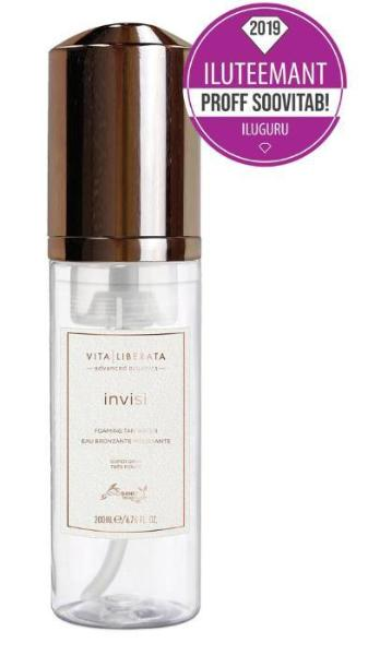 Vita Liberata Invisi Foaming Water, 200 ml
