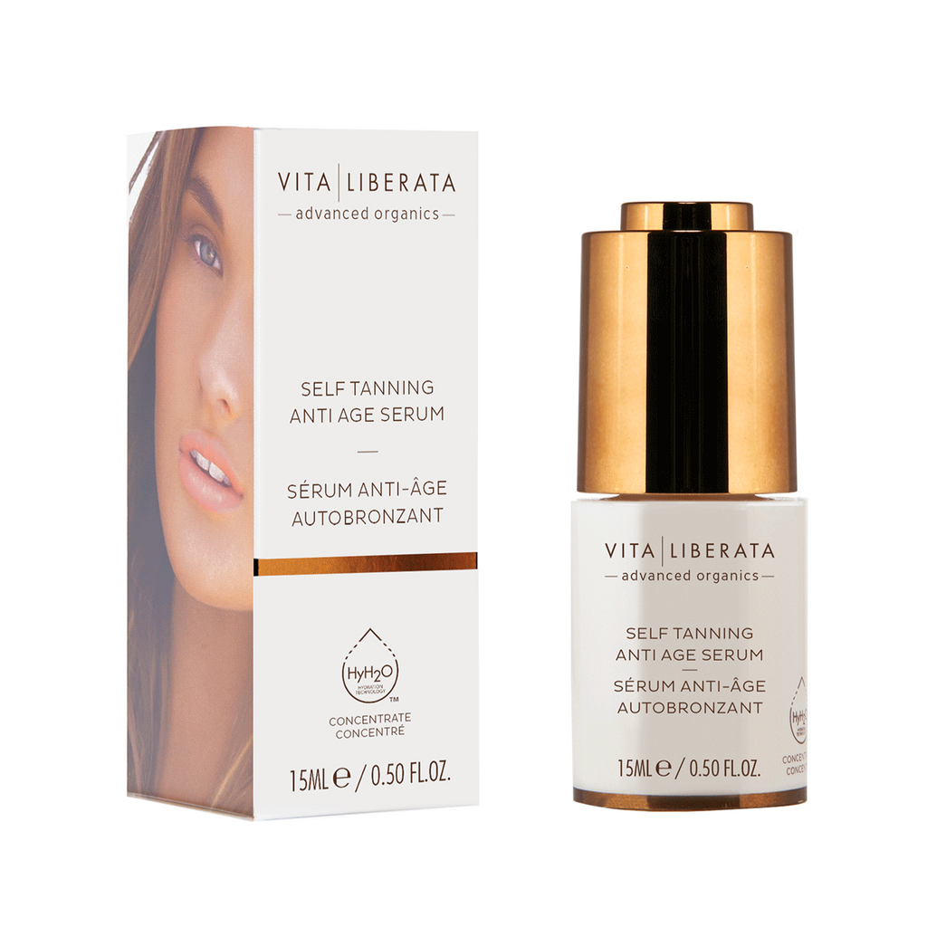Vita Liberata Self Tanning Anti Age Serum, 15 ml