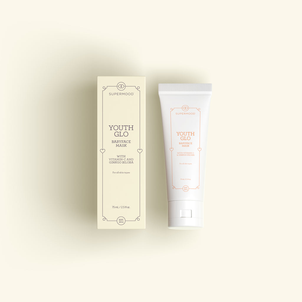 Supermood Youth Glo Babyface Mask 75 ml