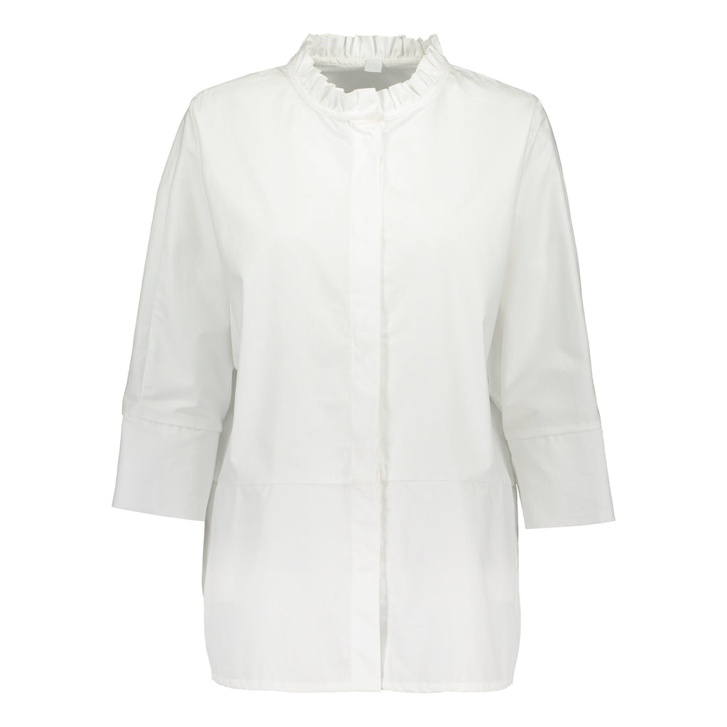 GAUHAR TUNIC SHIRT WHITE