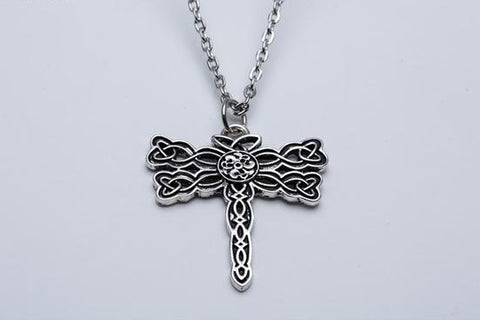 FREE OFFER - Dragonfly Symbol Pendant Necklace