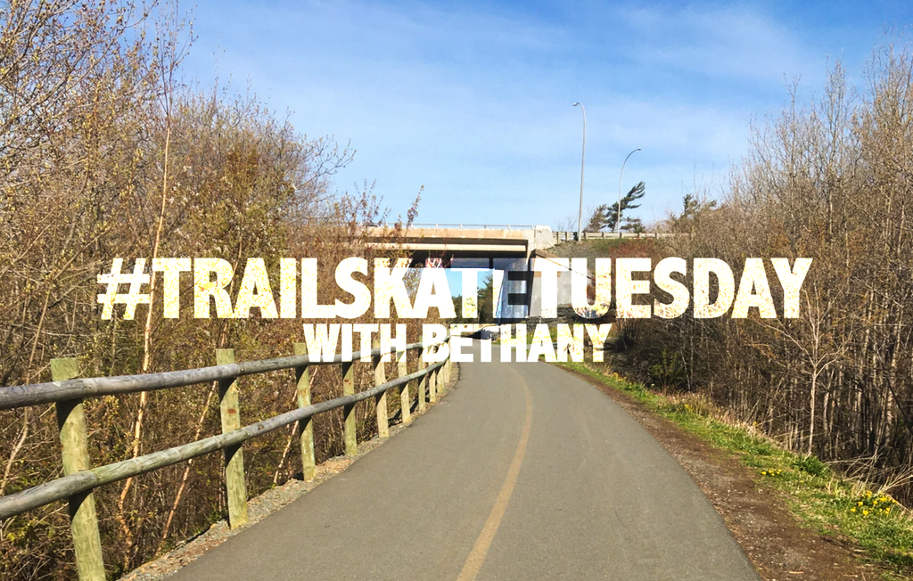 #TrailSkateTuesday - Chain of Lakes