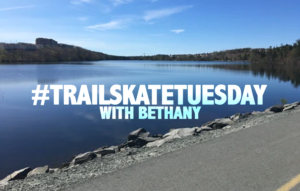 #TrailSkateTuesday - Portland Lakes Greenway