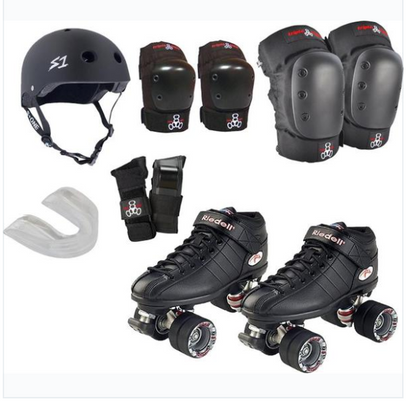 Learn to Skate - Beginner Equipment