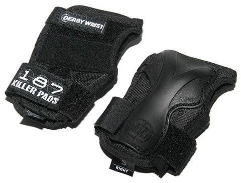 Killer 187 Derby Wrist Guards