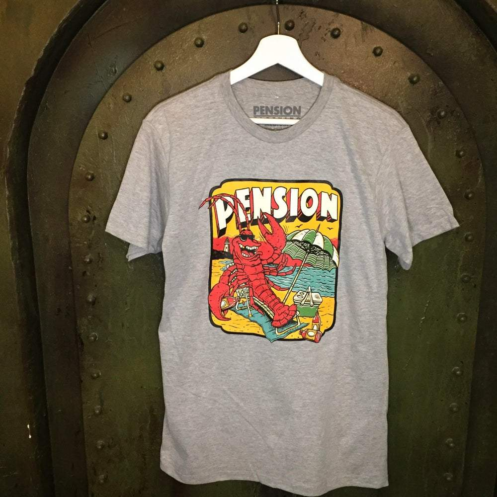 Pension Lobster Souvenir Tee