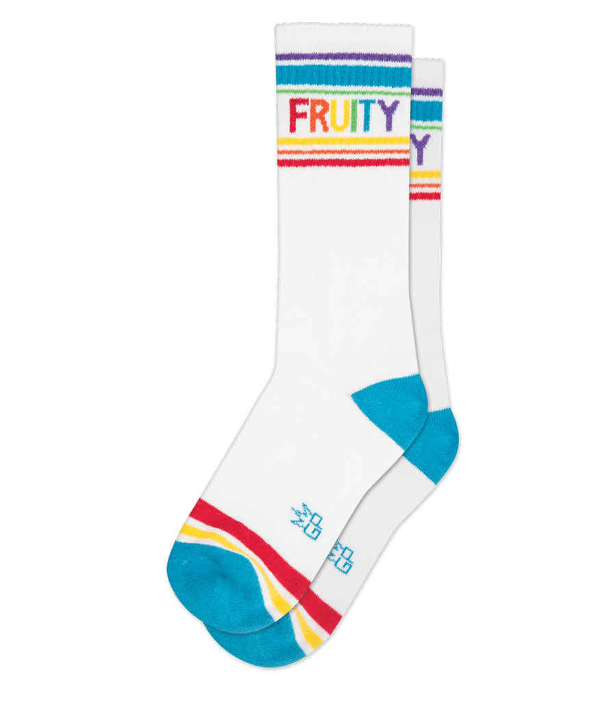 FRUITY GYM SOCK