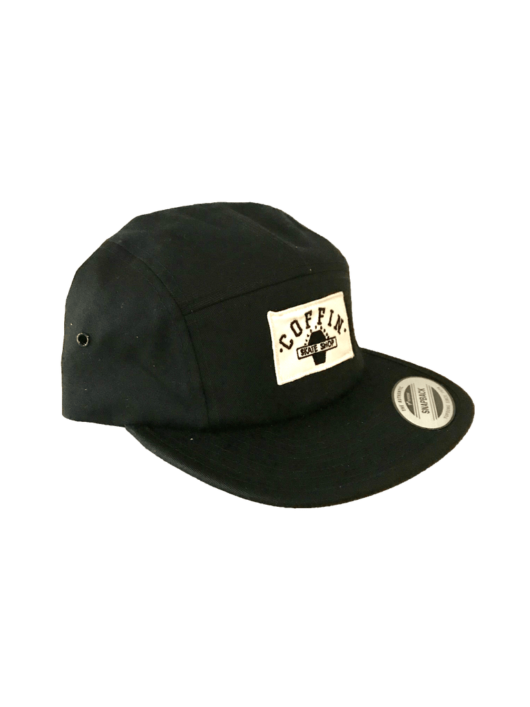 Coffin Skate Shop 5 Panel Snapback
