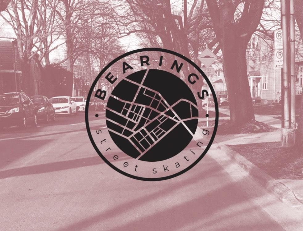 Bearings Street Skating Zine - Vol. 1 Halifax