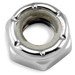 Axle Nuts - 8mm (single)