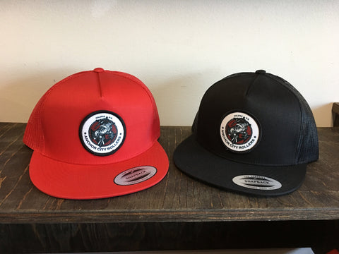 Anchor City Rollers - Snap back hat
