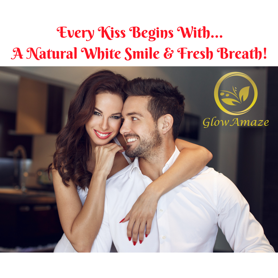 Activated Coconut Teeth Whitening Charcoal Powder - GlowAmaze