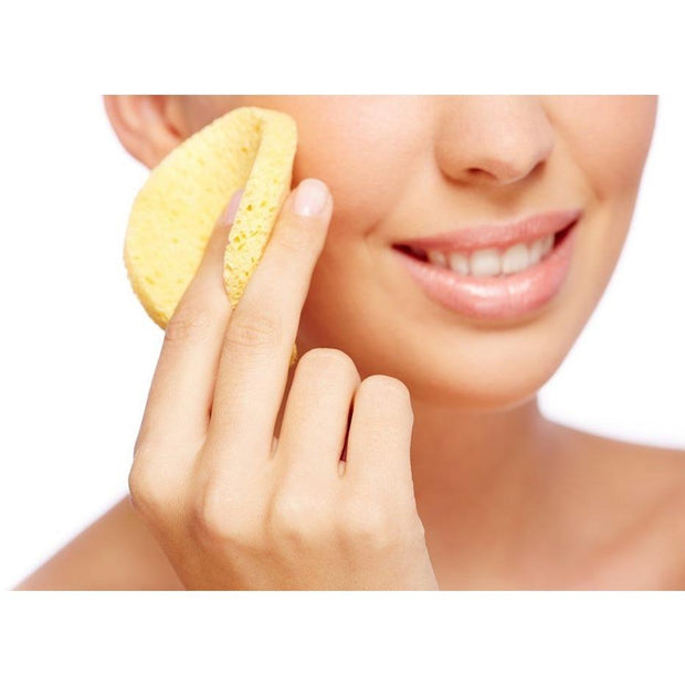 Facial Cleansing Sponge - GlowAmaze