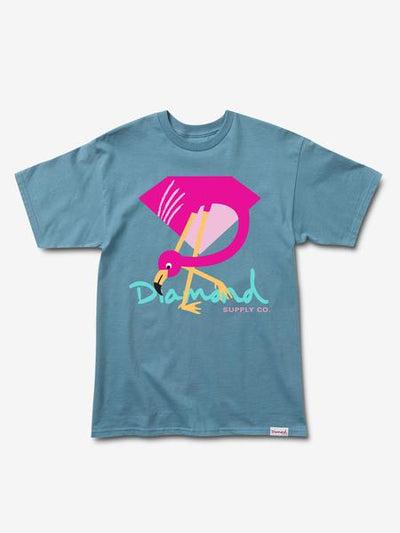 FLAMINGO SIGN T-SHIRT