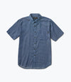 Diamond Repeat Chambray Woven