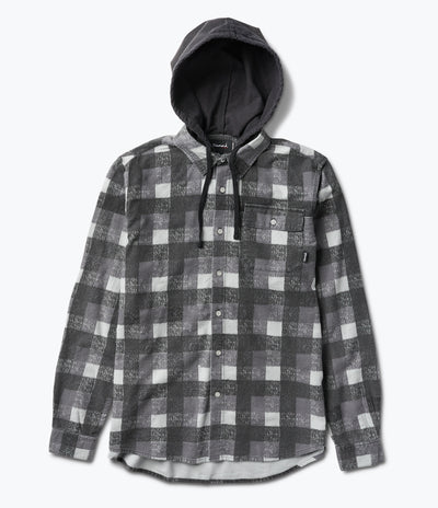 Hoodies Plaid Flannel Shirt