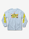 DIAMOND X FAMILY GUY LONGSLEEVE T-SHIRT