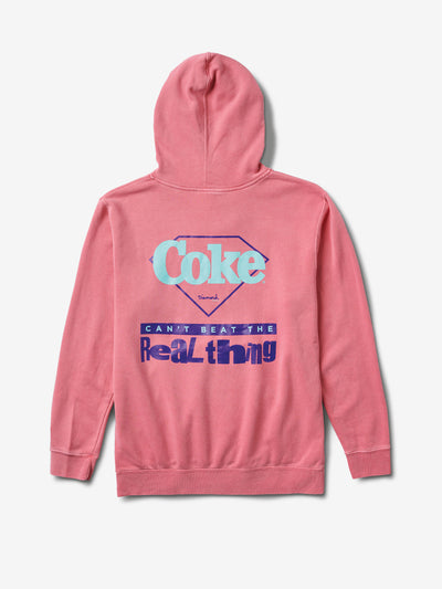REAL THING PIGMENT DYED HOODIE