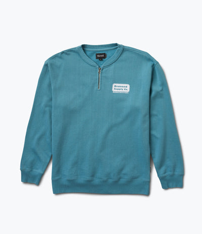 Supply Half Zip Crewneck
