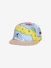 HAVANA UNSTRUCTURED 6-PANEL STRAPBACK