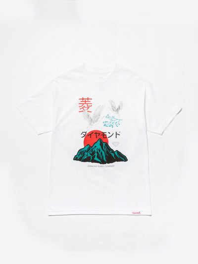 DIAMOND JAPAN TOUR T-SHIRT