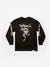 DIAMOND DRAGON OG SCRIPT LONG SLEEVE T-SHIRT