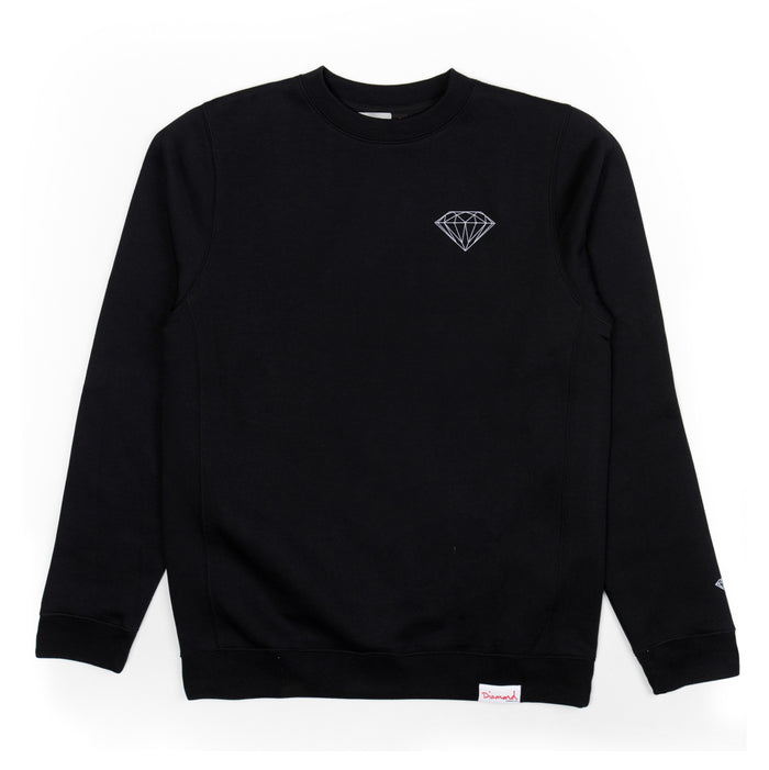 BRILLIANT CREWNECK - CORE