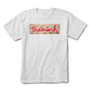FLAMINGO BOX LOGO T-SHIRT