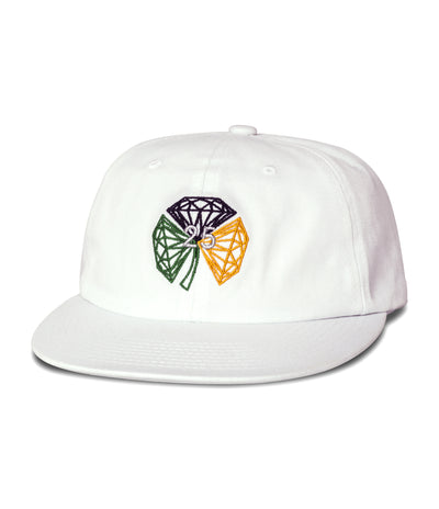 H.O.P x Diamond Snapback Hat