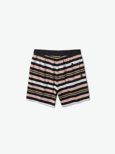 MARQUISE STRIPED SHORTS