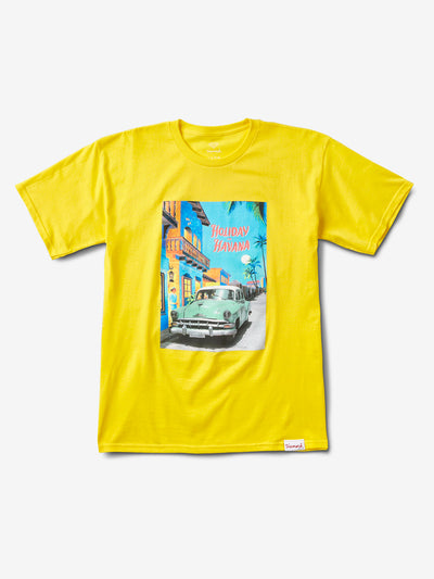 HOLIDAY IN HAVANA T-SHIRT