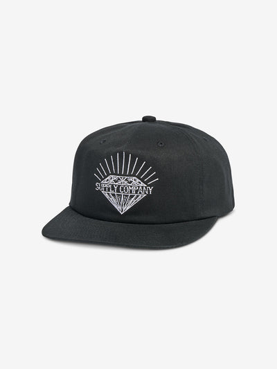 SPLIT UNSTRUCTURED SNAPBACK