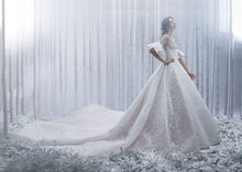 Michael Cinco Couture Wedding Gown