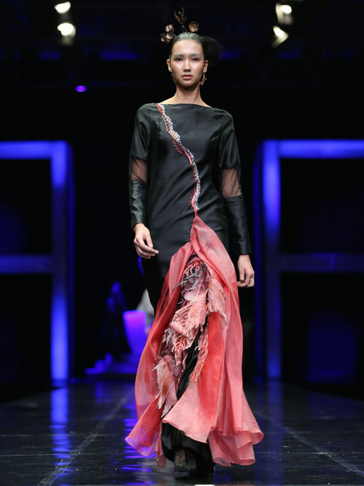Volcanic Night Dress