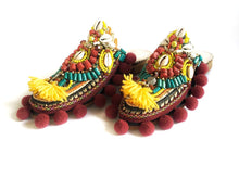 SABINA EMBELLISHED SLIPPERS
