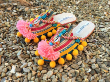 CHIARA EMBELLISHED SLIPPERS