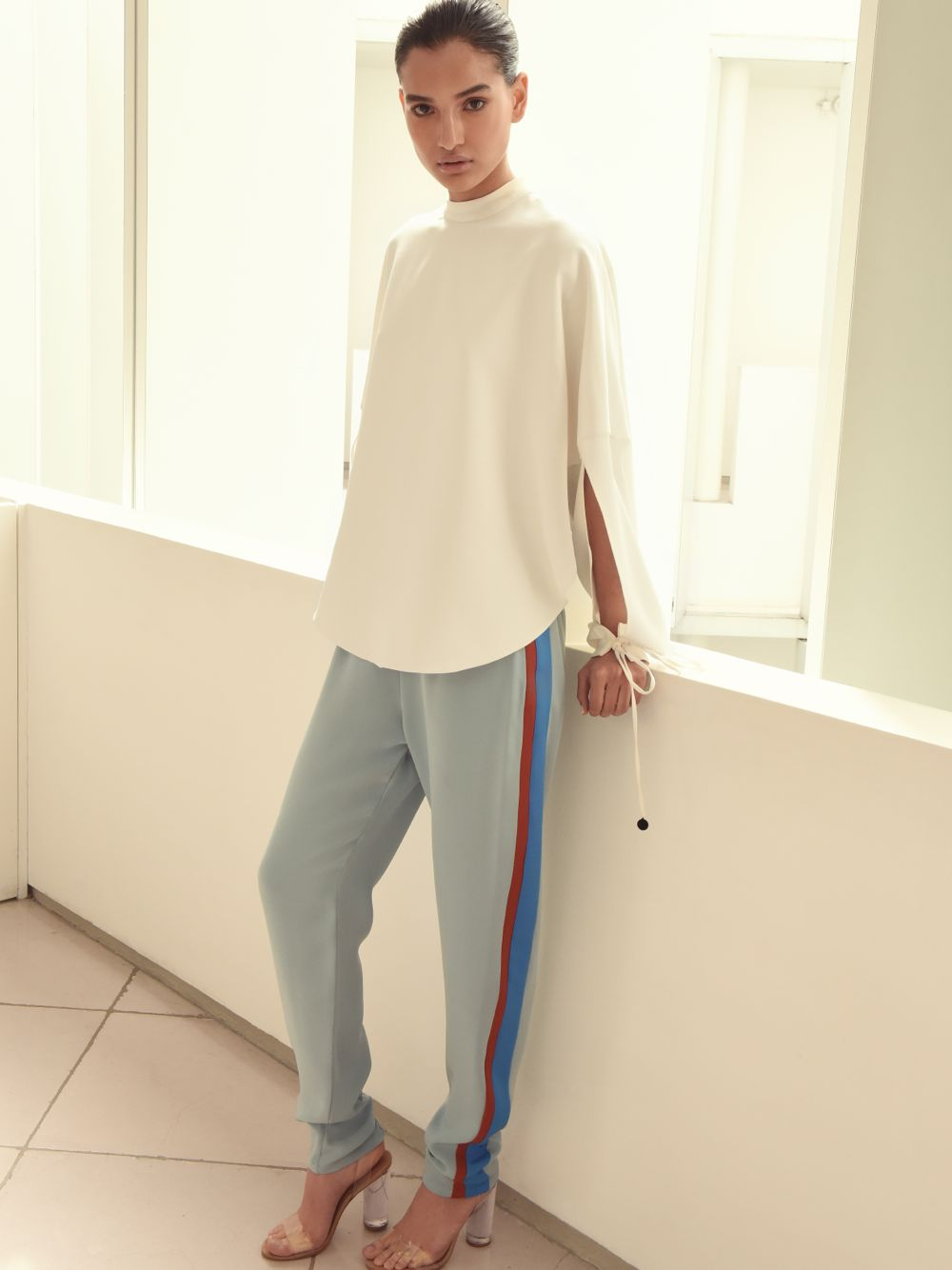 Bellance Blouse & Bora Pants