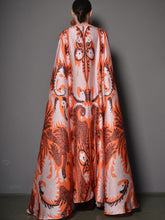 Flowing Silk Dress