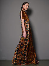 Silk Ikat Dress