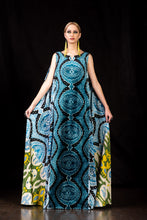 Long Versatile Multi-Wear Dress by fashion designer Afroditi Hera
